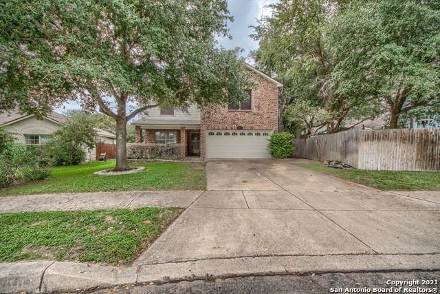 101 Dewberry Park, Cibolo, TX 78108 (MLS #1567421) :: BHGRE HomeCity San Antonio