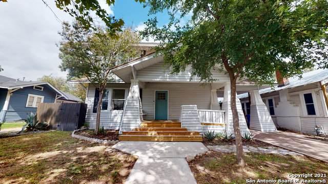 617 E Park Ave, San Antonio, TX 78212 (MLS #1567436) :: BHGRE HomeCity San Antonio
