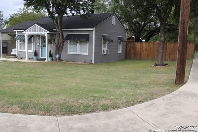 439 Cravens Ave, San Antonio, TX 78223 (MLS #1567448) :: Phyllis Browning Company
