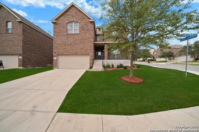 583 Calm Spgs, San Antonio, TX 78260 (MLS #1567461) :: Beth Ann Falcon Real Estate