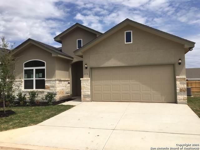 514 Park Circle, Hondo, TX 78861 (MLS #1567462) :: Phyllis Browning Company