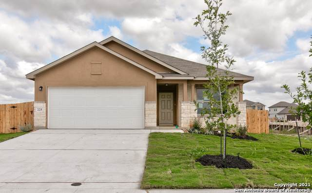 225 Stag Way, Schertz, TX 78108 (MLS #1567477) :: Beth Ann Falcon Real Estate