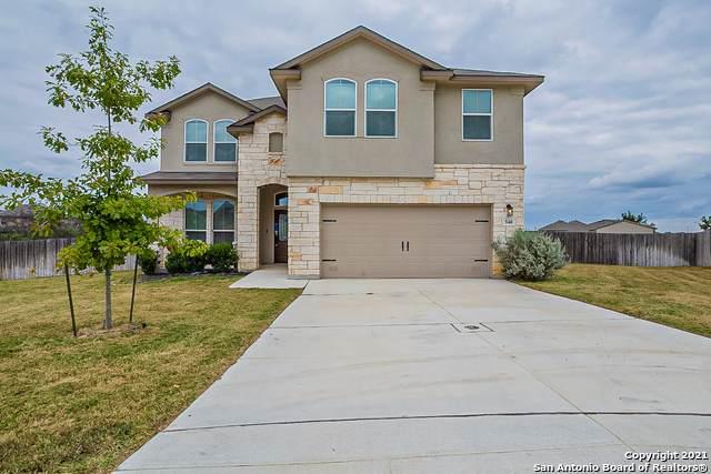 540 Saltlick Way, Schertz, TX 78108 (MLS #1567498) :: Beth Ann Falcon Real Estate