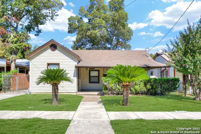 209 Hearne Ave, San Antonio, TX 78225 (MLS #1567507) :: Phyllis Browning Company