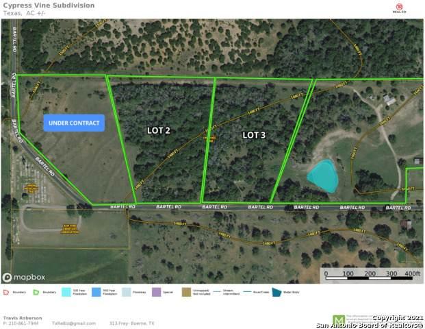 820 Bartel Rd, Comfort, TX 78013 (MLS #1567514) :: 2Halls Property Team | Berkshire Hathaway HomeServices PenFed Realty