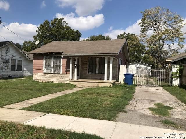 251 E Mayfield Blvd, San Antonio, TX 78214 (MLS #1567552) :: 2Halls Property Team | Berkshire Hathaway HomeServices PenFed Realty