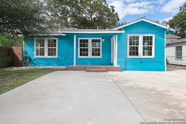 1119 W Harlan Ave, San Antonio, TX 78211 (MLS #1567553) :: 2Halls Property Team | Berkshire Hathaway HomeServices PenFed Realty