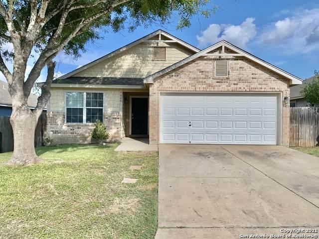 7406 Bajo Luna, San Antonio, TX 78223 (MLS #1567565) :: The Real Estate Jesus Team