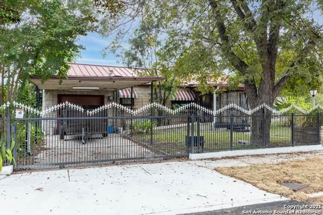 716 Linares St, San Antonio, TX 78225 (MLS #1567583) :: The Real Estate Jesus Team