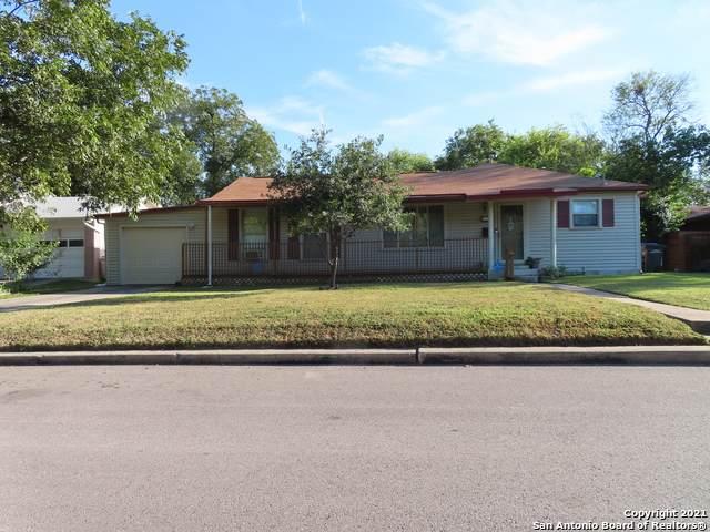 122 W Hermine Blvd., San Antonio, TX 78212 (MLS #1567597) :: The Mullen Group | RE/MAX Access