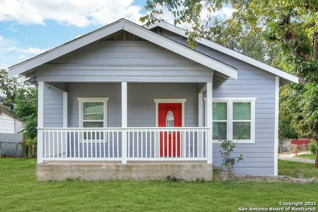720 Kayton Ave, San Antonio, TX 78210 (MLS #1567602) :: The Mullen Group | RE/MAX Access