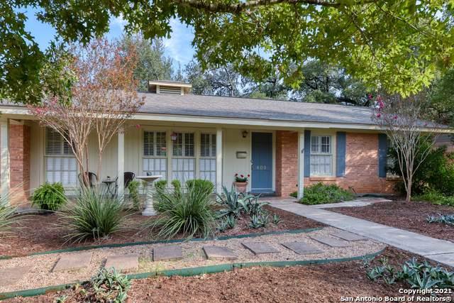 409 Oak Glen Dr, San Antonio, TX 78209 (MLS #1567624) :: Concierge Realty of SA