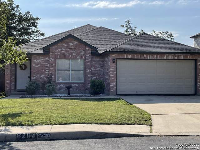 8207 Chestnut Barr, Converse, TX 78109 (MLS #1567640) :: 2Halls Property Team | Berkshire Hathaway HomeServices PenFed Realty