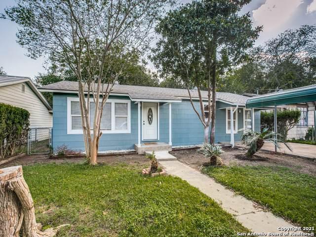 542 Rice Rd, San Antonio, TX 78220 (MLS #1567646) :: The Mullen Group | RE/MAX Access