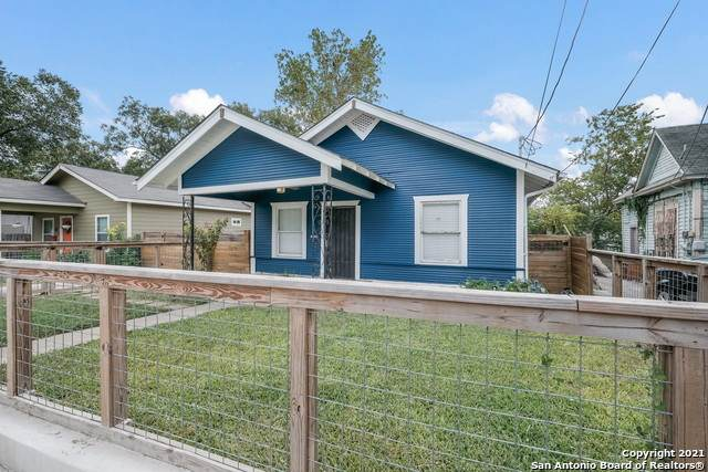 110 Paul St, San Antonio, TX 78203 (MLS #1567664) :: The Mullen Group | RE/MAX Access