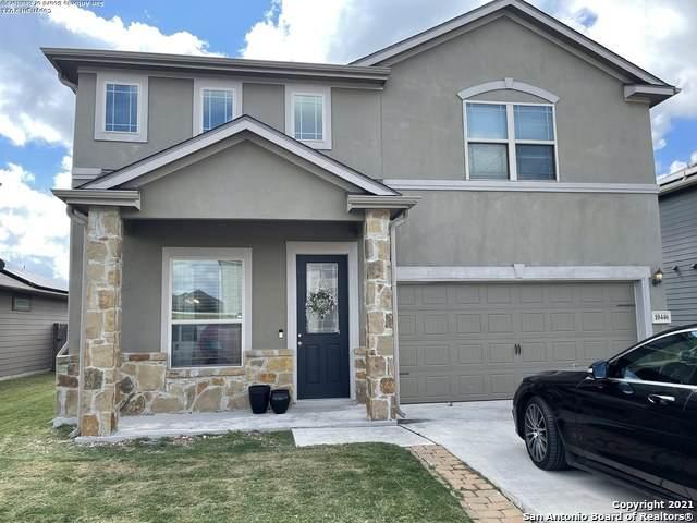 10446 Queensland Way, Converse, TX 78109 (MLS #1567676) :: Beth Ann Falcon Real Estate