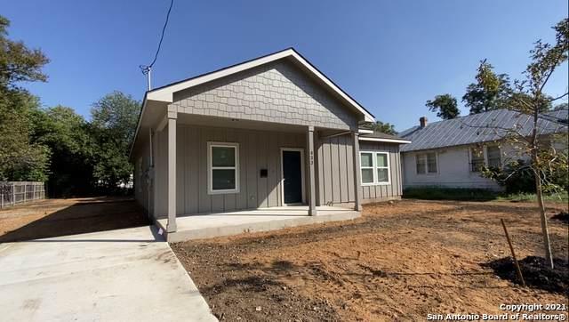 433 Harriman Pl, San Antonio, TX 78204 (MLS #1567678) :: 2Halls Property Team | Berkshire Hathaway HomeServices PenFed Realty