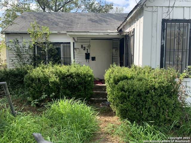821 S Walters, San Antonio, TX 78203 (MLS #1567684) :: 2Halls Property Team | Berkshire Hathaway HomeServices PenFed Realty