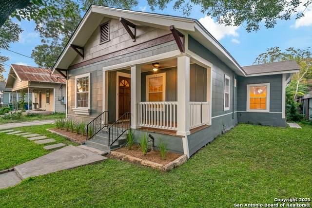 1621 W French Pl, San Antonio, TX 78201 (MLS #1567693) :: Carolina Garcia Real Estate Group