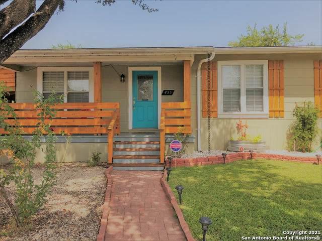 435 Bailey Ave, San Antonio, TX 78210 (MLS #1567695) :: 2Halls Property Team | Berkshire Hathaway HomeServices PenFed Realty