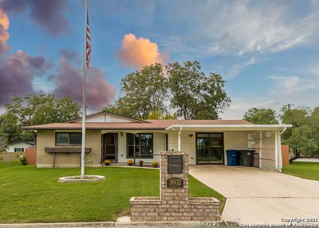 3602 Van Dyke Dr, San Antonio, TX 78218 (MLS #1567699) :: Concierge Realty of SA