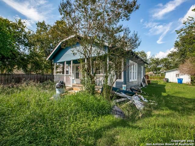 703 Westfall Ave, San Antonio, TX 78210 (MLS #1567724) :: Beth Ann Falcon Real Estate