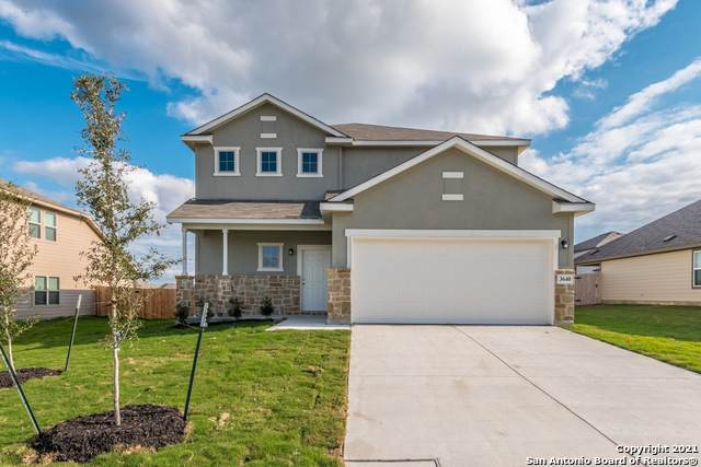 3640 Wet Cloud Drive, New Braunfels, TX 78130 (MLS #1567726) :: 2Halls Property Team | Berkshire Hathaway HomeServices PenFed Realty