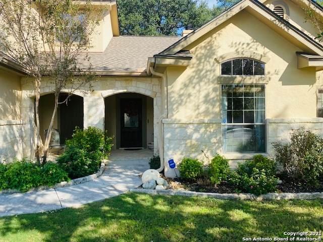 215 Leather Leaf, Boerne, TX 78006 (MLS #1567728) :: BHGRE HomeCity San Antonio