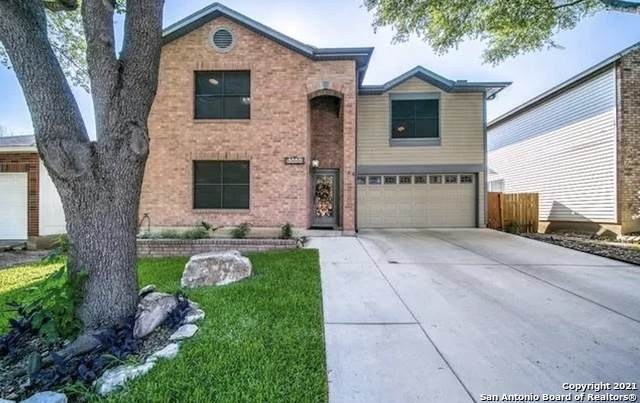 13030 Woller Crk, San Antonio, TX 78249 (MLS #1567732) :: Beth Ann Falcon Real Estate
