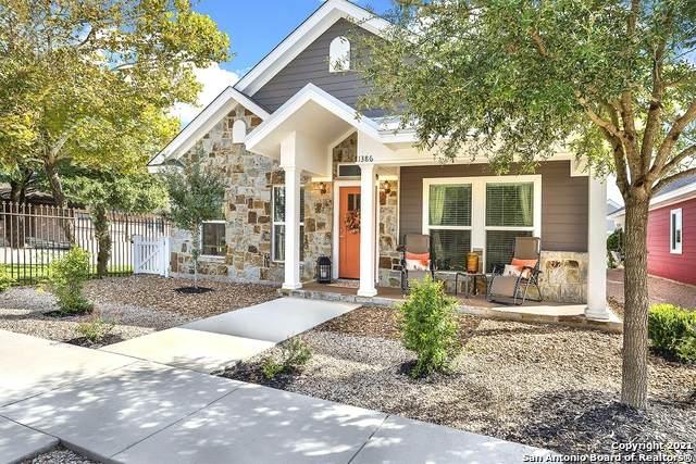 1386 Hanz Dr, New Braunfels, TX 78130 (MLS #1567734) :: Carter Fine Homes - Keller Williams Heritage