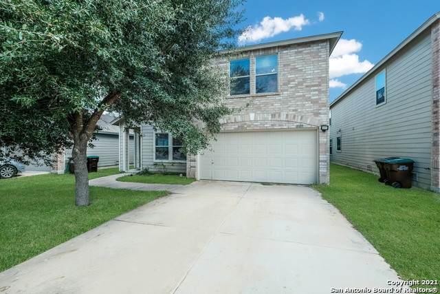 3908 Ancient Song, San Antonio, TX 78245 (MLS #1567738) :: Beth Ann Falcon Real Estate
