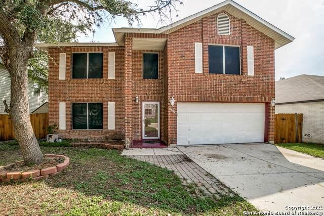 6350 Maverick Trail Dr, San Antonio, TX 78240 (MLS #1567751) :: Beth Ann Falcon Real Estate