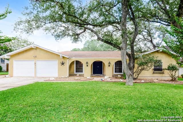 2031 Broken Oak St, San Antonio, TX 78232 (MLS #1567752) :: Beth Ann Falcon Real Estate