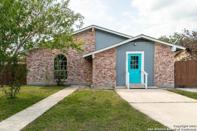 9451 Hindi St, San Antonio, TX 78224 (MLS #1567769) :: 2Halls Property Team | Berkshire Hathaway HomeServices PenFed Realty