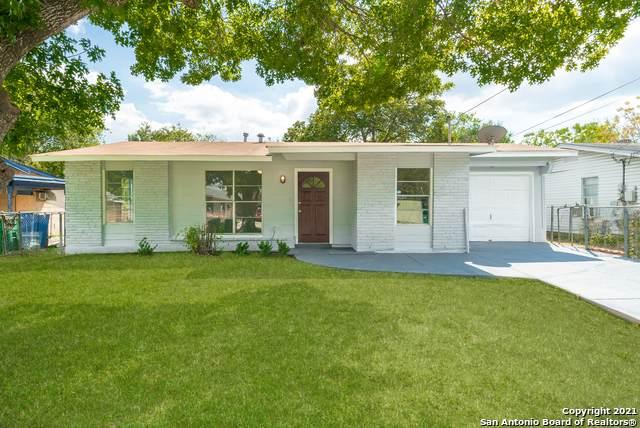 3316 K St, San Antonio, TX 78220 (MLS #1567799) :: Alexis Weigand Real Estate Group