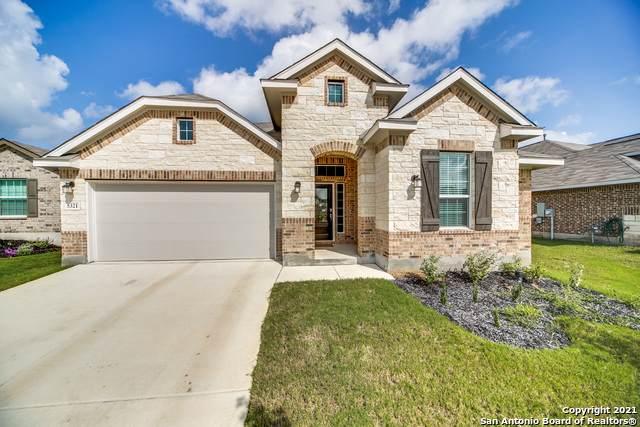 5321 Silent Dusk Ct, Bulverde, TX 78163 (MLS #1567805) :: BHGRE HomeCity San Antonio
