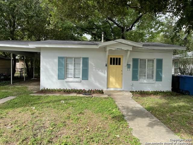 6415 N Flores St, San Antonio, TX 78212 (MLS #1567877) :: 2Halls Property Team | Berkshire Hathaway HomeServices PenFed Realty