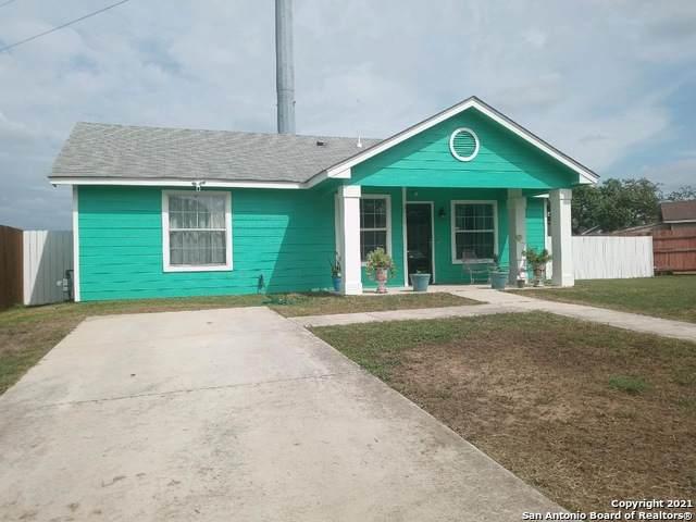 3011 Lancrest Dr, San Antonio, TX 78224 (#1567889) :: Zina & Co. Real Estate