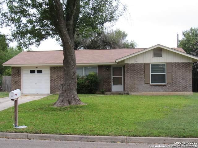 318 Balboa Dr, Universal City, TX 78148 (MLS #1567920) :: BHGRE HomeCity San Antonio