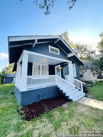 1102 W Summit Ave, San Antonio, TX 78201 (MLS #1568017) :: 2Halls Property Team | Berkshire Hathaway HomeServices PenFed Realty