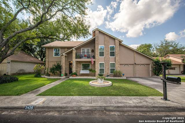 2426 Shadow Cliff St, San Antonio, TX 78232 (MLS #1568376) :: The Glover Homes & Land Group