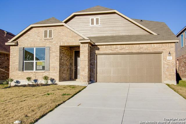 661 Knoll Brook, New Braunfels, TX 78130 (MLS #1231532) :: The Castillo Group
