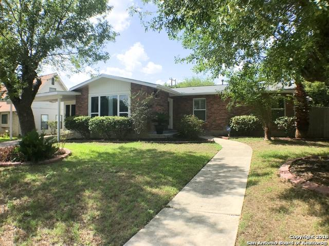 811 Tamworth Dr, Castle Hills, TX 78213 (MLS #1241242) :: Exquisite Properties, LLC
