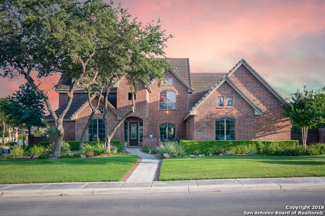 134 Penns Way, Shavano Park, TX 78231 (MLS #1245899) :: Exquisite Properties, LLC
