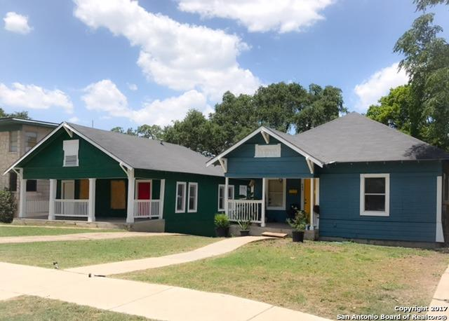 441 & 445 Natalen Ave, San Antonio, TX 78209 (MLS #1250888) :: The Graves Group