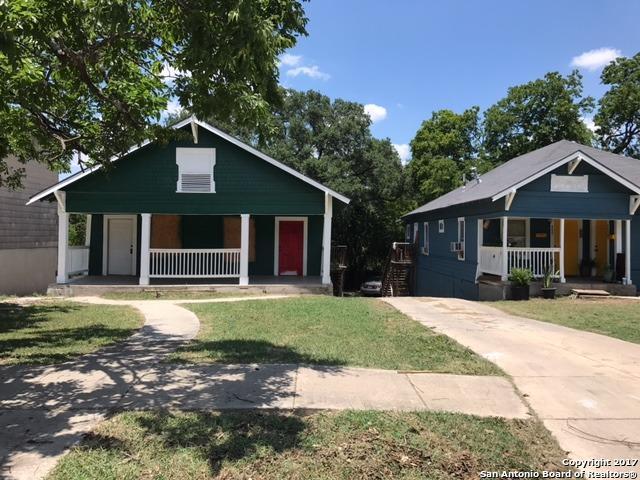 441 & 445 Natalen Ave, San Antonio, TX 78209 (MLS #1250889) :: The Graves Group
