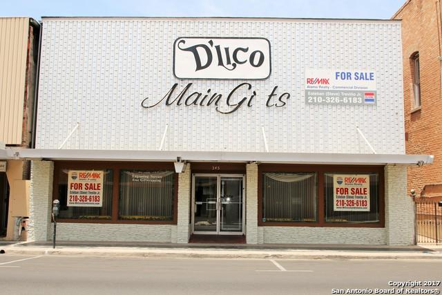 345 Main St., Eagle Pass, TX 78852 (MLS #1255500) :: Tom White Group