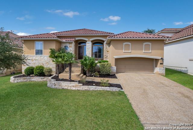 1127 Via Belcanto, San Antonio, TX 78260 (MLS #1258027) :: The Castillo Group