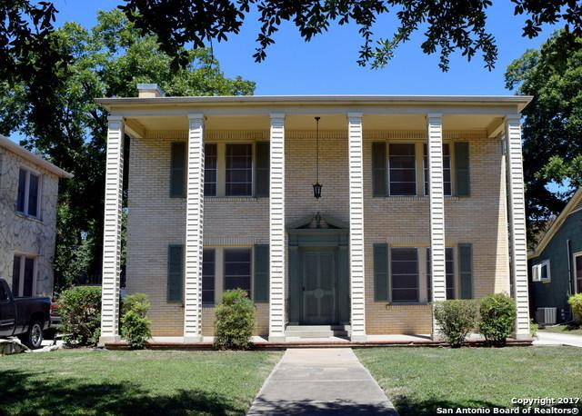 547 Donaldson Ave, San Antonio, TX 78201 (MLS #1258818) :: Alexis Weigand Real Estate Group
