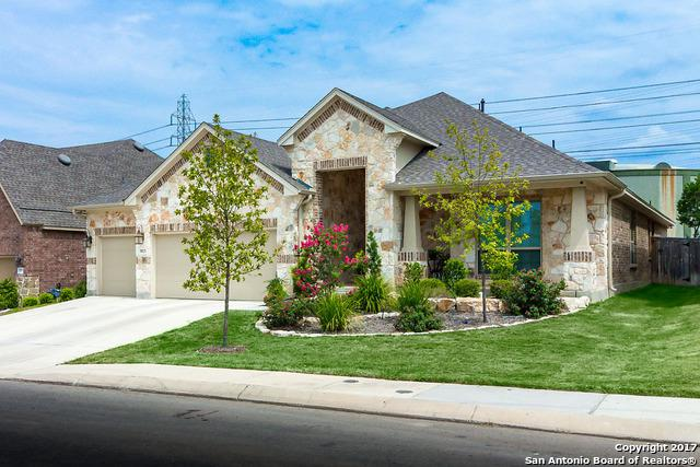 3823 Happys Corner, San Antonio, TX 78258 (MLS #1260087) :: The Castillo Group